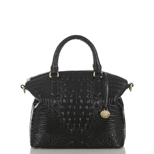 Duxbury Satchel<br>Black Melbourne