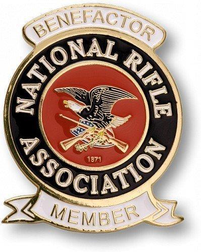 Range Medallion - NRA Benefactor - 1