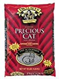 Precious Cat Classic Premium Clumping Cat Litter, 18 pound bag
