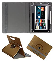 Acm Designer Rotating 360° Leather Flip Case For Universal 8.9
