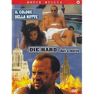 Bruce Willis - Il colore della notte + Die Hard - Duri a morire [Import italien]
