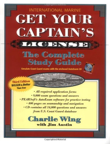 Get Your Captain'S License, Third Edition front-264569