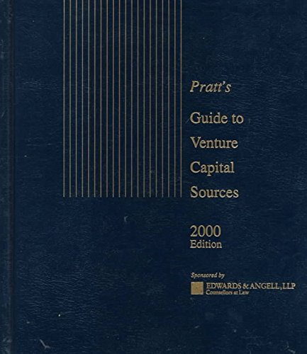 pratts-guide-to-private-equity-sources-2006-edited-by-stanley-e-pratt-published-on-june-2006