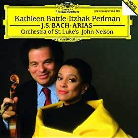 J.S. Bach: Arias for Soprano and Violin