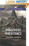 Dangerous Inheritance (Love Inspired Suspense)