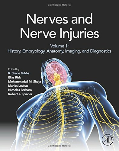 Nerves and Nerve Injuries Vol. 1: History, Embryology, Anatomy, Imaging, and Diagnostics
