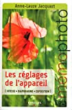 Acheter le livre Mmophoto : Les rglages de lappareil &#8211; Vitesse, Diaphragme, Exposition