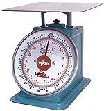 Update International UP-820 Analog Portion Control Scale with Enamel Finish, 20-Pound