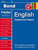 J M Bond Bond English Assessment Papers 7-8 years