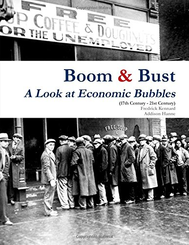 Boom & Bust: A Look at Economic Bubbles