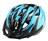 V-Share Cycling MTB Road Bicycle Helmet 18 Holes Riding Equipment Male And Female Models-Suitable for people with head circumference 56-62cm and the head-width below 17.5cm - SkyBlue