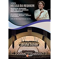Verdi: Messa da Requiem - Live at the Hollywood Bowl
