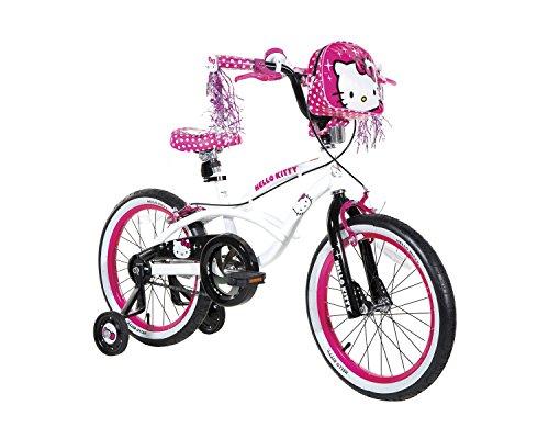 Hello-Kitty-Girls-Bike-White-18-Inch