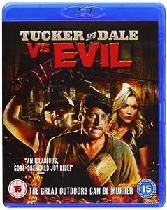 Tucker & Dale vs. Evil [Blu-ray] [2011]