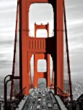 San Francisco 60 x 80 cm Golden Gate Bridge San Francisco Canvas