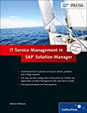 img - for ITSM and ChaRM in SAP Solution Manager book / textbook / text book