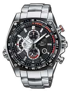 CASIO - EFE-503D-1AVEF EFE-503D-1AVEF Edifice - Reloj de caballero de cuarzo, correa de acero inoxidable color varios colores (con cronógrafo)