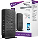 NETGEAR N300 Wi-Fi DOCSIS 3.0 Cable M...