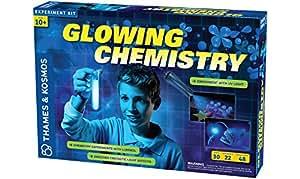 Thames & Kosmos Thames & kosmos Glowing Chemistry, Multi Color