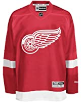 Detroit Red Wings Reebok Team Color Premier Jersey