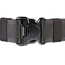 "Bianchi 90062 CopLok Replacement Belt Buckle 2-1/4"", Black"