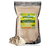 5 Pounds of Azomite - Organic Trace Mineral Powder - 67 Essential Minerals for You and Your Garden
