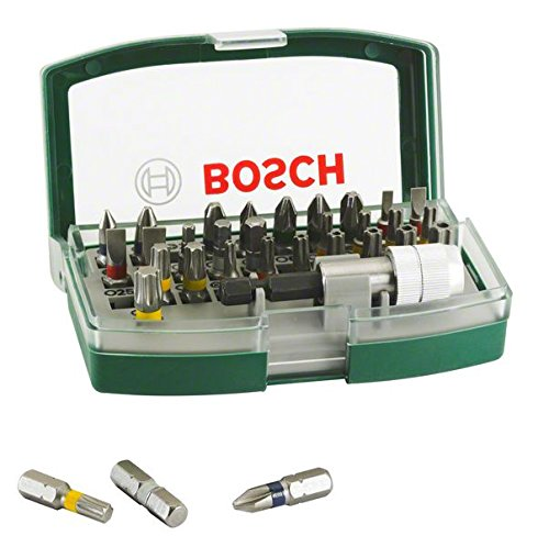 bosch-2607017063-screwdriver-bit-set-32-pieces