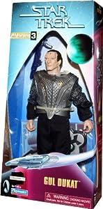GUL DUKAT Star Trek: Deep Space Nine * 9 INCH * Warp Factor Series 3 Fully Articulated Action Figure