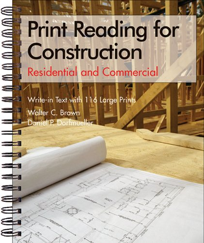 Print Reading for Construction: Residential and...
