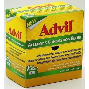 Advil Allergy & Soulagement de la congestion