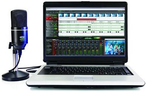 Acoustica Mixcraft 6 Vocal Studio Digital Audio Workstation