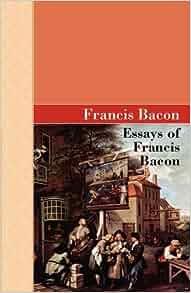 Bacon essay 29