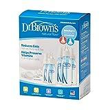 Dr. Browns BPA Natural Flow Bottle Newborn Feeding Set