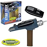 Diamond Select - Star Trek TOS Replica 1/1 Gold Handle Phaser EE Exclusive