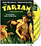 The Tarzan Collection (Starring Johnny Weissmuller) (Sous-titres français)