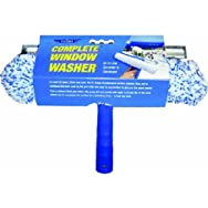 Ettore15010Complete Window Washer-SCRUBBER/SQUEEGEE