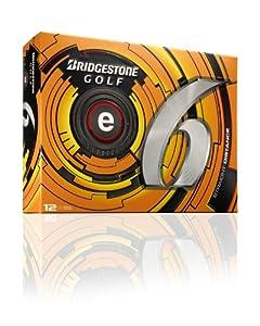 Bridgestone Golf 2013 e6 Golf Balls (Pack of 12) by Bridgestone