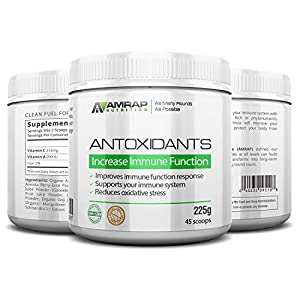 Antioxidants | AMRAP Nutrition - Phytonutrient Rich Superfood Blend For Immune Health