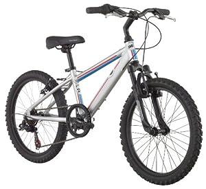 Diamondback 2013 Youth Octane Mountain Bike (20-Inch Wheels, Silver)