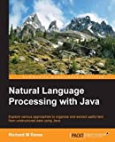 img - for Natural Language Processing with Java book / textbook / text book