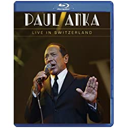 Paul Anka: Live in Switzerland [Blu-ray]