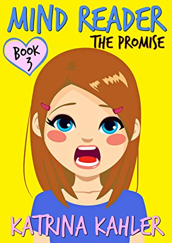 MIND READER - Book 3: The Promise: (Diary Book for Girls aged 9-12) (Amazon Book Reader compare prices)
