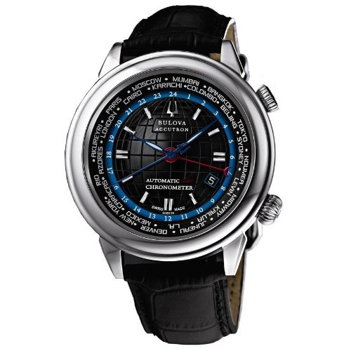 Men's Bulova Accutron Sir Richard Branson Limited Edition Watch