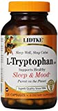 Lidtke Technologies L-Tryptophan Capsules, 120 Count