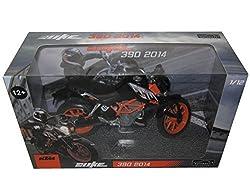 2014 KTM 390 Duke Motorcycle Model 1 12 by Automaxx 602003