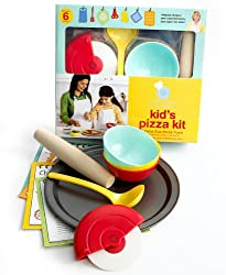 Martha Stewart Kids Collection Kid's Pizza Kit