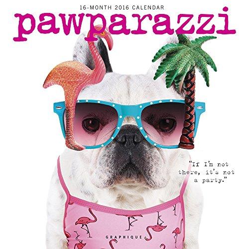 Pawparazzi 2016 Calendar