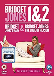 Bridget Jones 1 & 2 Double (DVD + UV  Copy) [2016]