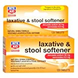 Rite Aid Laxative & Stool Softener, 120 Tablets