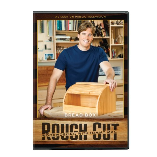 Rough Cut: Woodworking - Bread Box ( + Printed Plans)
